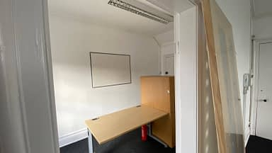 Smaller adjoining office space
