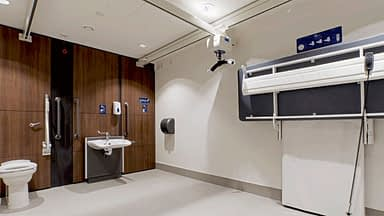 A typical Changing Places facility