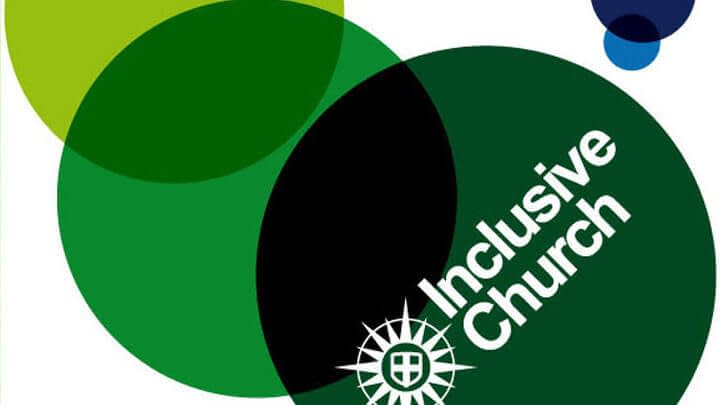 Cropped Inclusive Church logo used as featured image