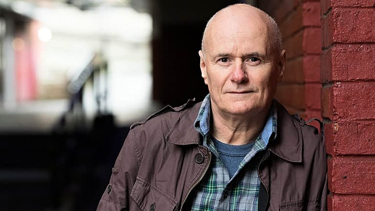 British comedian Dave Johns stars as Daniel Blake, a balding, unemployed Newcastle joiner
